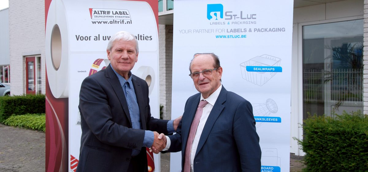 St-Luc Labels & Packaging neemt Altrif Label over