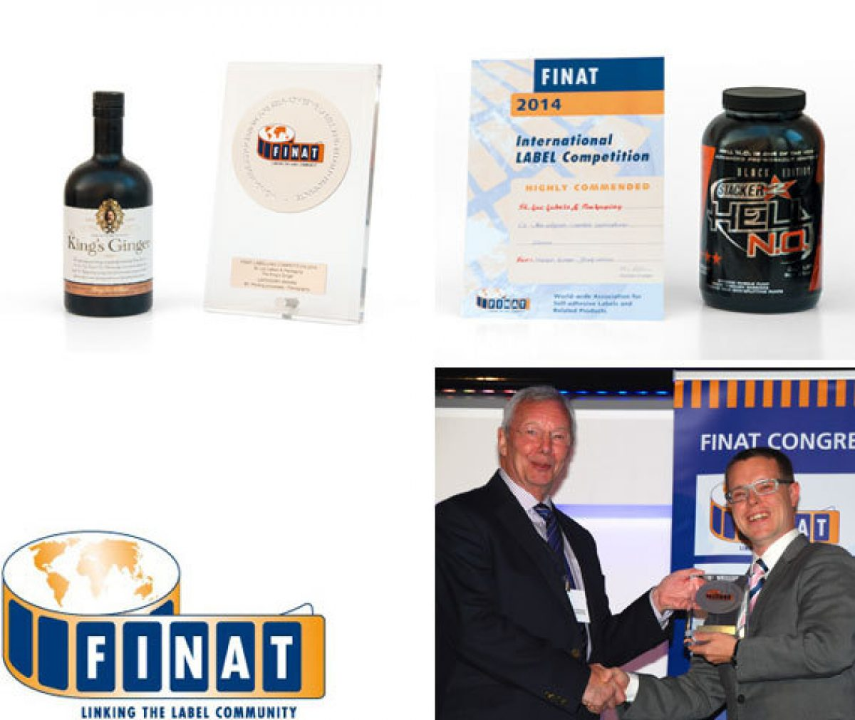 FINAT Award : St-Luc is nr 1!
